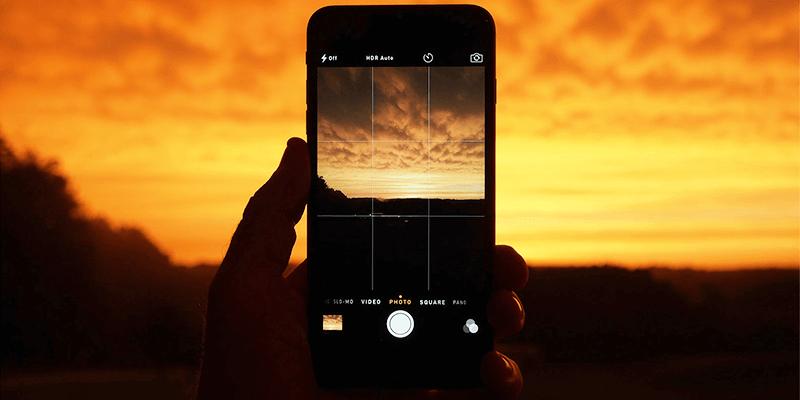 عکاسی موبایل